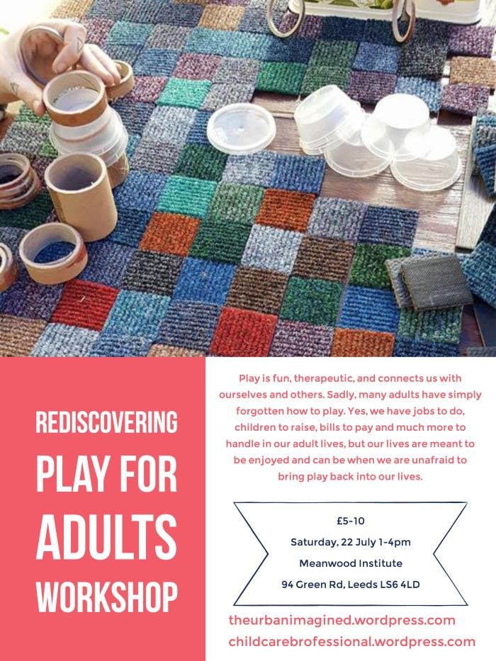 Rediscovering Play